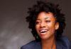 Dzaleu coiffure cheveu Belle africaine afro twist-out vanilles