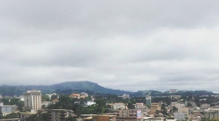 Ongola Ewondo Yaoundé collines Cameroun