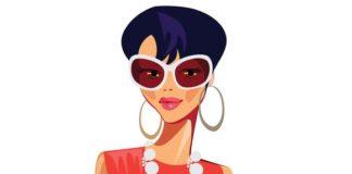 dessin-africaine-glam-fashion