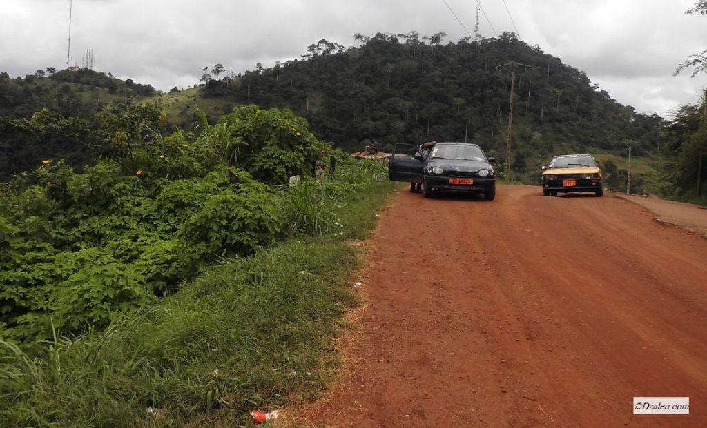 Ongola Ewondo Yaounde Mont febe village