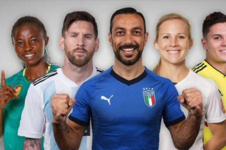 Dzaleu.com : african celebrities - Ajara Nchout, Soccer (Puskas Fifa 2019)