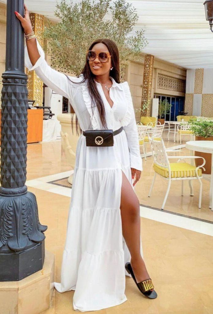 DZALEU.COM : Jackie Appiak, actrice ghanéenne, nous inspire côté mode