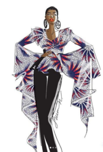 lira-shero-barbie-african-first-barbie-doll with african print-barbie with ankara