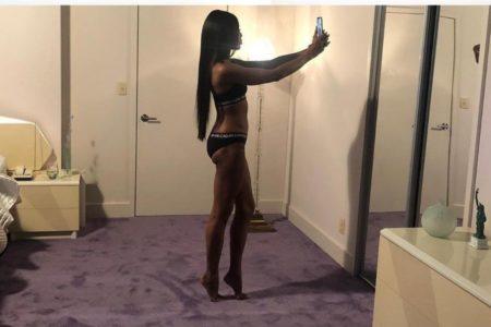 Dzaleu.com : black-beauty : Naomi Campbell