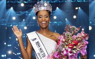 zozibini-tunzi-miss south africa 2019-beauty pageant cape town-miss afrique du sud 2019