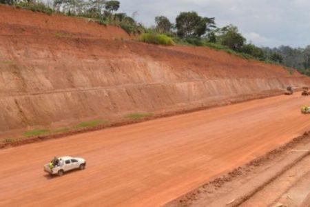 DZALEU.com: African Lifestyle Magazine – Cameroun : autoroute Yaoundé-Nsimalen