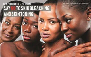 DZALEU.com: African Lifestyle Magazine – Célébrités africaineset blachiment de peau: la campagne «Say NO» de l'actrice Ama K. Abebrese (Ghana)