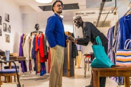 DZALEU.com: African Lifestyle Magazine – Mode vintage: La friperie en Afrique (Boutique Amah Ayivi (Paris-Togo)