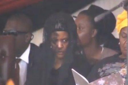 dzaleu.com : african lifestyle magazine - Grace Mugabe à la cérémonie d'hommage à Robert Mugabe