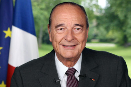 DZALEU.com : African Lifestyle Magazine Jacques Chirac, ancien président de France