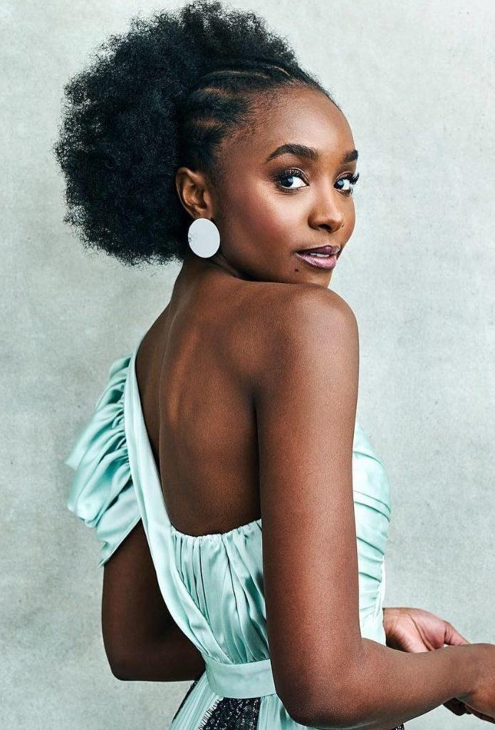 DZALEU.COM : CDZALEU.com: African Lifestyle Magazine – Coiffure africaine: L'afro-tresses de Kiki Layne, actrice
