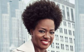 DZALEU.COM African Lifestyle Media - Black celebrities : Viola Davis égérie L'Oreal Paris