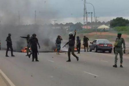 Dzaleu.com magazine africain - Violences en Afrique du Sud