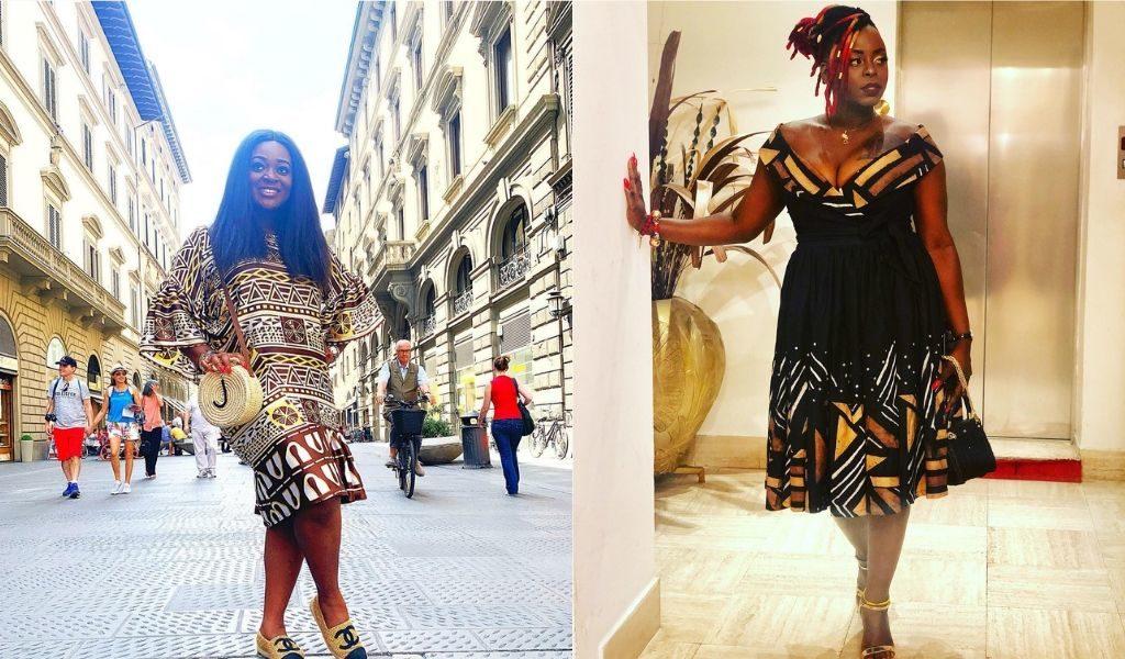 DZALEU.COM : African fashion - Mode africaine avec Yvidero et jackie Appiah