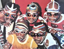 DZALEU.COM - African Lifestyle magazine - Musique fang-Beti Bikutsi : Les Têtes brûlées (Cameroun)