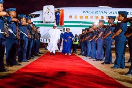 DZALEU.COM : African Lifestyle Magazine - Mohammadu Buhari, président nigérian en Afrique du Sud
