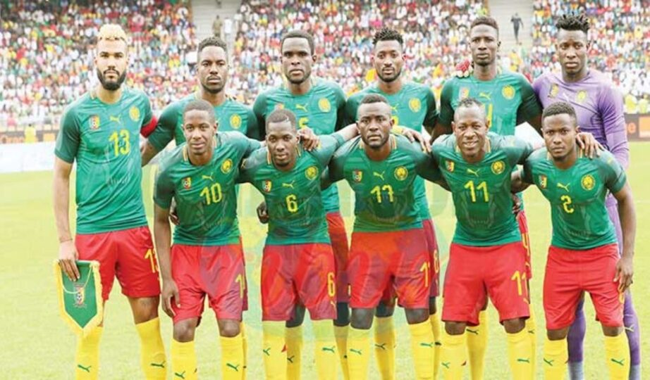 Football Lions indomptables du Cameroun