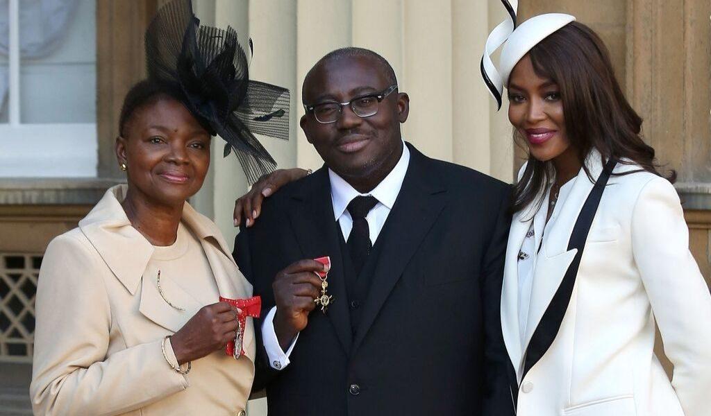 DZALEU.COM : African Lifestyle Magazine - African diaspora & Wealth : Edward Enninful, Vogue British Editor-in-chief with Naomi Campbell