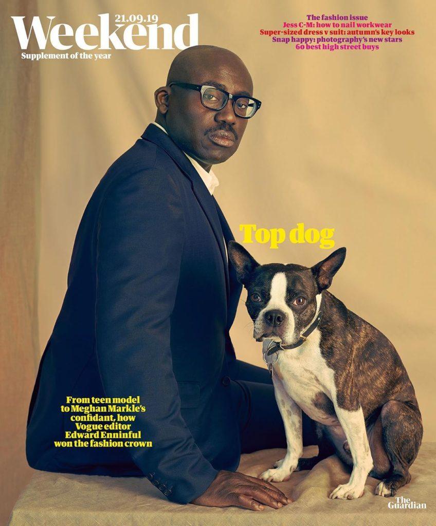 DZALEU.COM : African Lifestyle Magazine - African diaspora & Wealth : Edward Enninful, Vogue British Editor-in-chief
