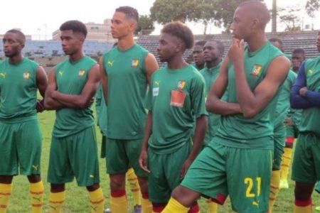 DZALEU.COM - African Lifestyle Magazine - Football U17 Cameroun