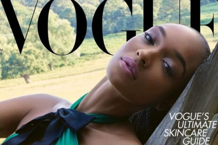 DZALEU.COM : African Lifestyle Magazine - Jourdan Dunn covers British Vogue, November 2019 Issue @britishvogue