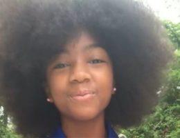 DZALEU.com : African Lifestyle Magazine - Self-esteem : Promise Sawyers, a good way to react to negativity about afro & natural hair
