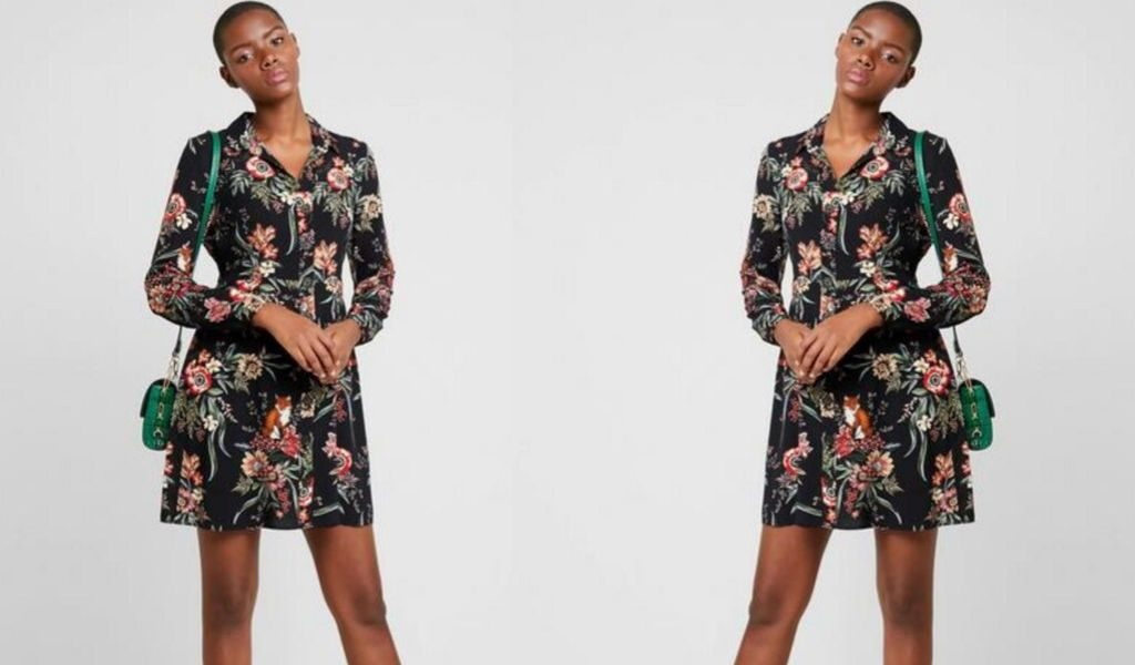 DZALEU.COM : La robe fleurie (Short Floral Dress)