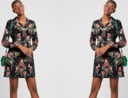 DZALEU.COM : La robe fleurie (Short Floral Dress)