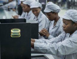 Rwanda : Mara Phones, première usine de fabrication de Smartphones en Afrique