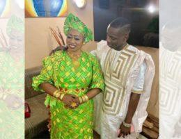 DZALEU.com : African Lifestyle Magazine Célébrités africaines : Sidiki Diabaté, musicien (Mali) et sa mère