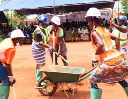DZALEU.COM - African Lifestyle magazine - Programme Thimo Togo