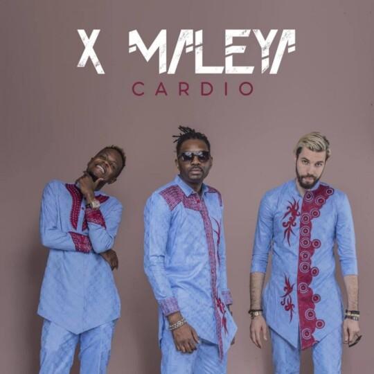 X-Maleya, musique (Cameroun) Album Cardio - Amina