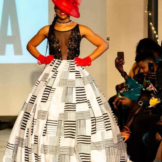 Afrimma Fashion Show 2019