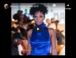Afrimma Fashion Show 2019 (vidéo)