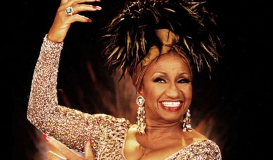 Celia Cruz (Cuba) Queen of salsa
