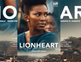 Lionheart, film nigérian de Genevieve Nnaji