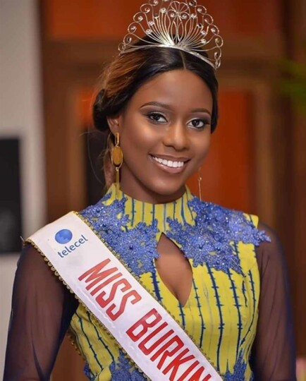 Miss International 2019 - Burkina-Faso - Danielle Flora Ouedraogo