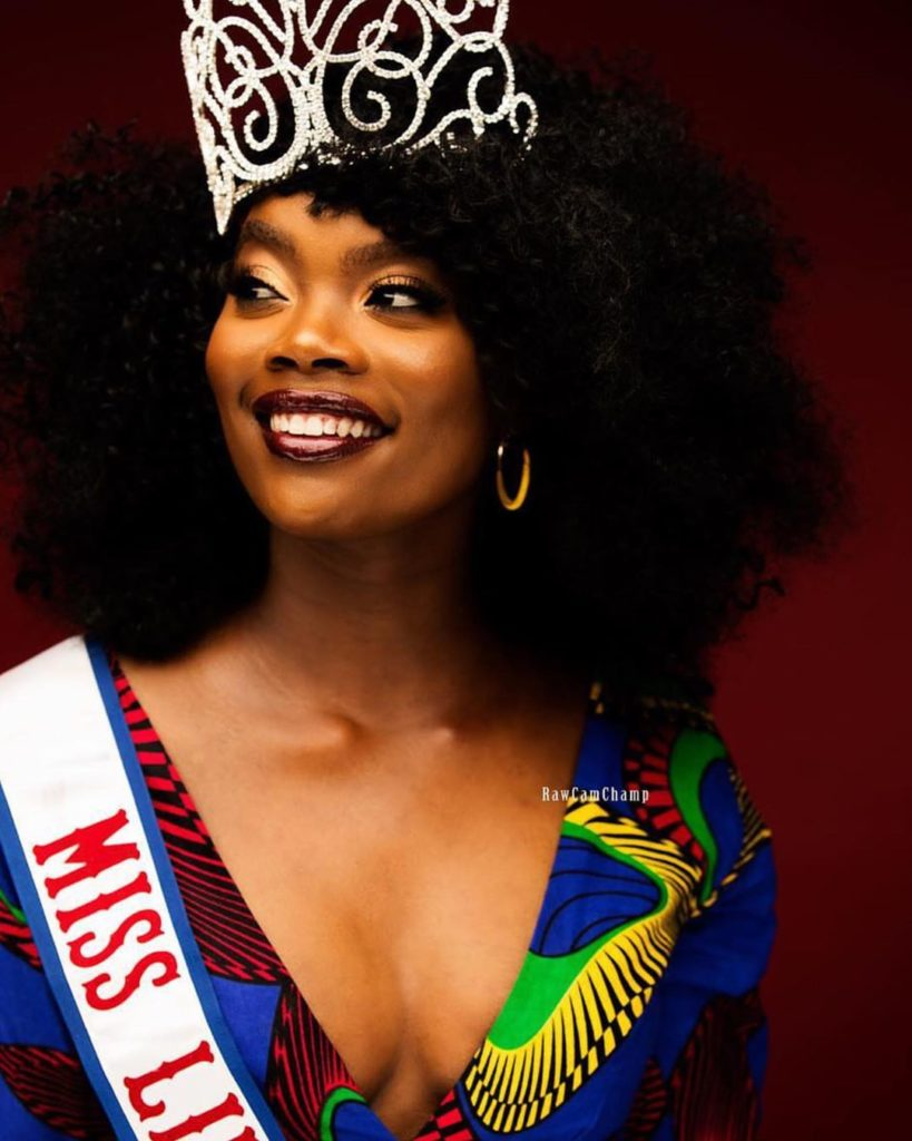 Miss International 2019 - Liberia - Naomi Glay