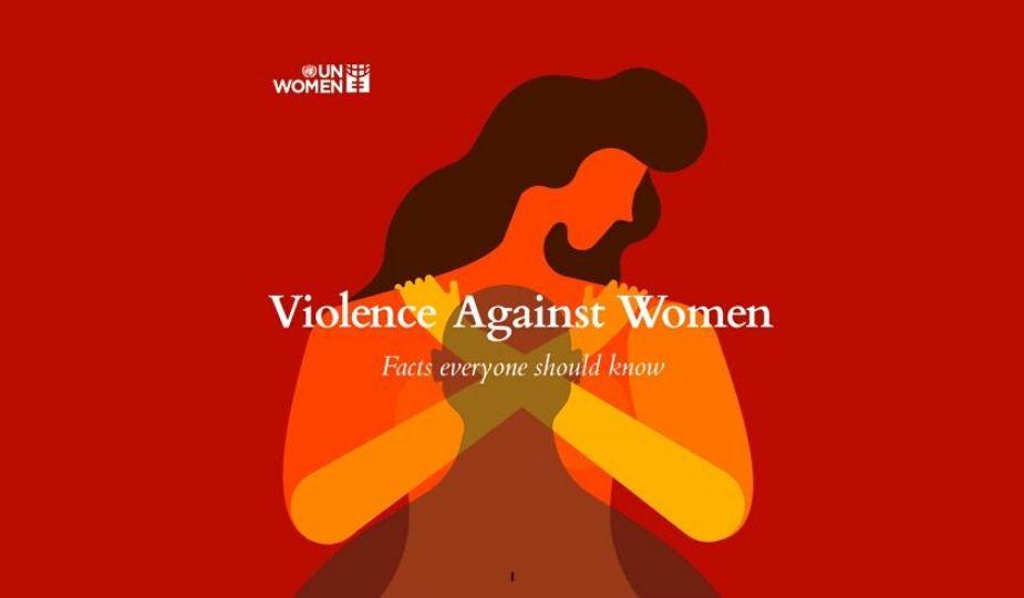 Journée Internationale de sensibilisation contre les violences faites aux femmes