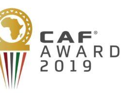 Logo CAF Awards 2019 (Football africain)