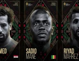 Ballon d'or africain 2019 de la CAF : les 3 finalistes