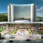 Siège de la nouvelle Assemblée nationale du Cameroun
