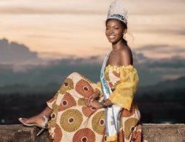 Désirée Bernadette Babassagana, Miss-Nord-Cameroun, finaliste Miss Cameroun 2020