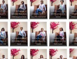 Miss Cameroun 2020 : les candidates finalistes - Photomontage Dzaleu.com