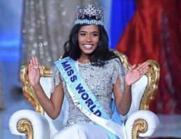 Miss World 2019, Toni-Ann Singh (Jamaïque)