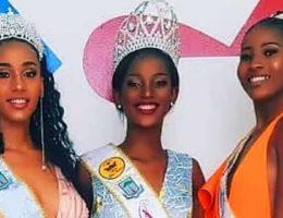 Les Miss 2019 de la Guinée Equatoriale