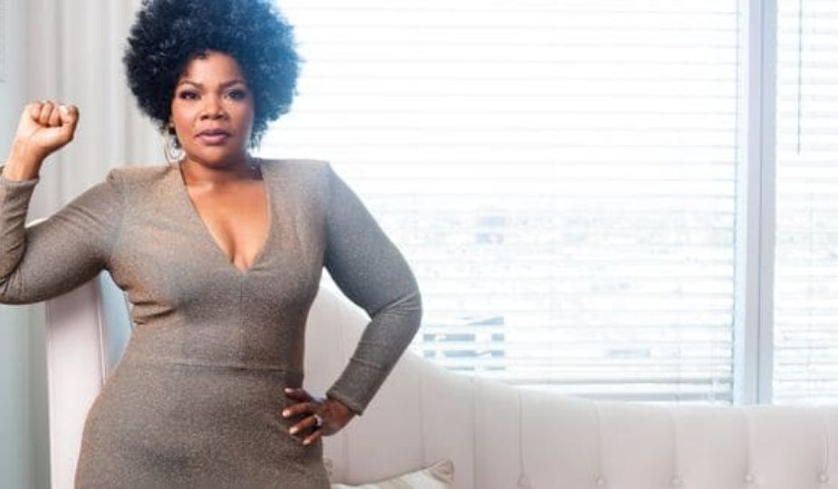 Mo'nique, actrice et humoriste afro-américaine