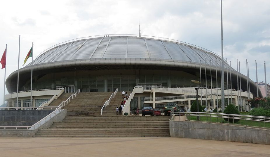 Visiter Yaoundé : Le Palais Polyvalent des Sports de Yaoundé (Paposy)