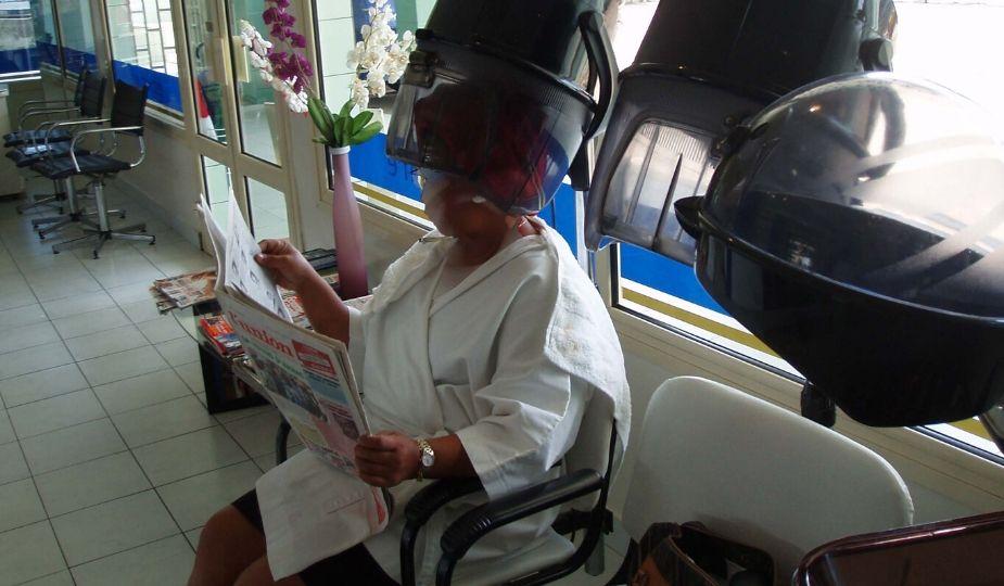 Salon de coiffure afro - Dzaleu.com