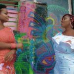"""Queen Fumi (Bénin) et Tina (Gabon) dans le duo """"Affaire de Boy"""""""